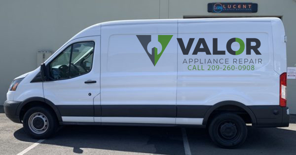 valor appliance repair in stockton
